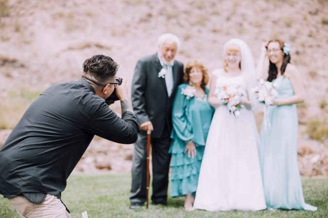 5 Things to Consider When Selecting a Wedding Photographer